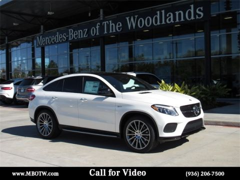 New 2019 Mercedes-Benz GLE AMG® GLE 43 Coupe