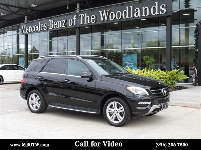Pre Owned 2017 Mercedes Benz M Cl Ml 350