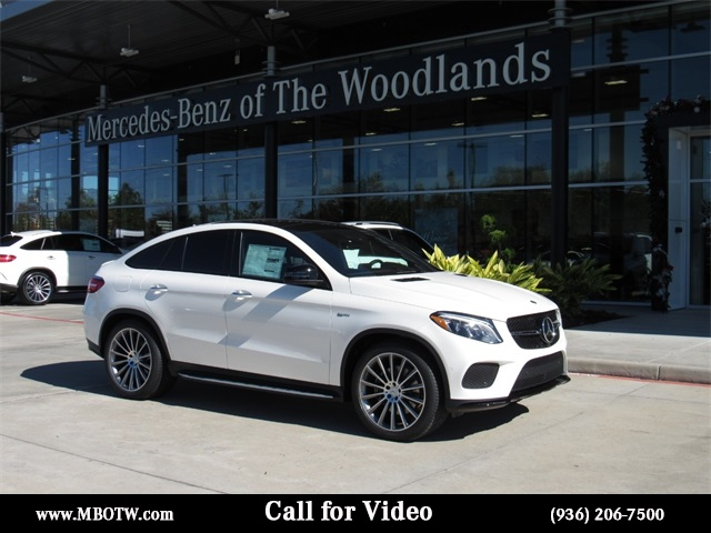 New 2019 Mercedes Benz Gle Amg Gle 43 Coupe Coupe In The Woodlands