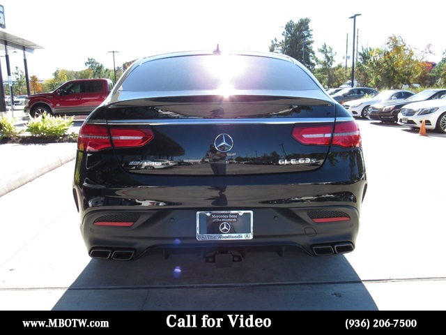 New 2019 Mercedes Benz Gle Amg Gle 63 S Coupe Coupe In The