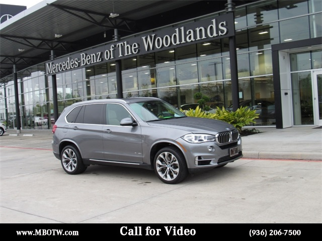 Pre Owned 2016 Bmw X5 Xdrive50i 4d Sport Utility In The Woodlands