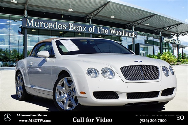 Pre-Owned 2008 Bentley Continental GTC Base