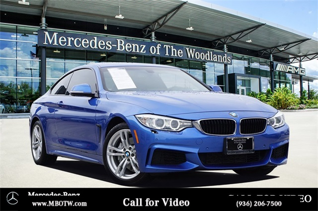 Pre-Owned 2014 BMW 4 Series 435i xDrive