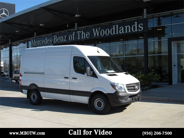 New 2018 Mercedes-Benz Sprinter 2500 Cargo Van
