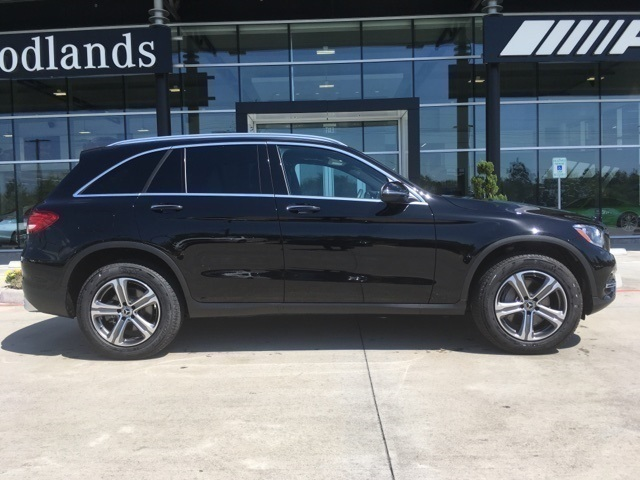 Pre-Owned 2018 Mercedes-Benz GLC 300 RWD SUV