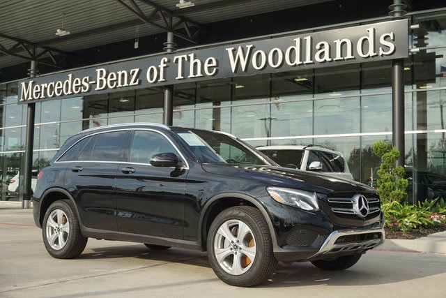 Pre-Owned 2018 Mercedes-Benz GLC 300 SUV