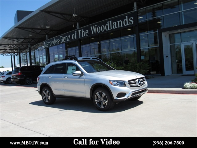 Mercedes Benz Suvs >> New 2019 Mercedes Benz Glc Glc 300 Suv In The Woodlands Kf626708