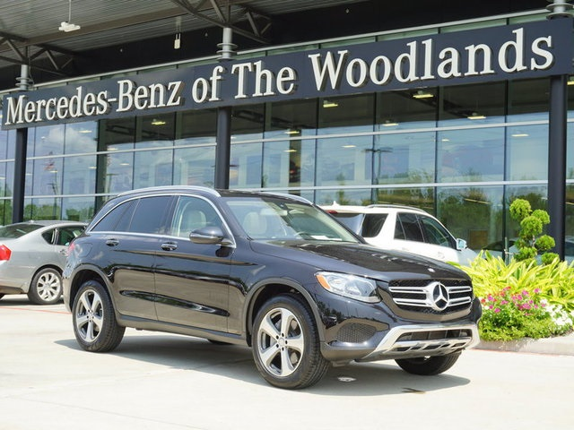 Certified Pre-Owned 2016 Mercedes-Benz GLC GLC 300 SUV in The ...