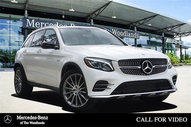 New 2019 Mercedes-Benz 43 AMG® SUV 4MATIC®