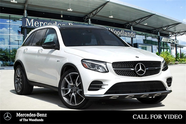 New 2019 Mercedes-Benz GLC 43 AMG® 4D Sport Utility 4MATIC®