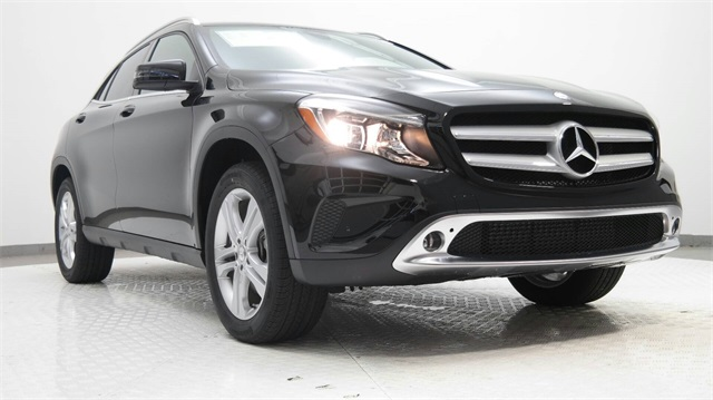 Certified Pre-Owned 2017 Mercedes-Benz GLA 250 SUV