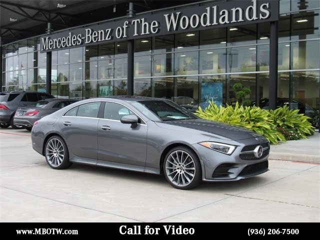 New 2019 Mercedes-Benz CLS 450 Coupe