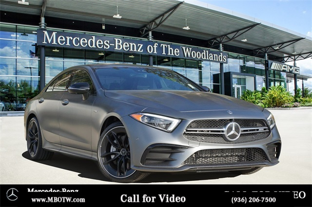 New 2020 Mercedes-Benz CLS CLS 53 AMG®