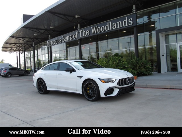 New 2019 Mercedes-Benz GT AMG® GT 63 S 4MATIC