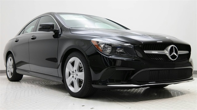 Certified Pre-Owned 2017 Mercedes-Benz CLA 250 Coupe