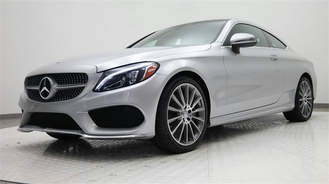 2017 Mercedes-Benz C 300 2D Coupe Luxury Loaner