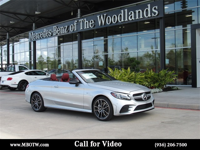 New 2019 Mercedes Benz C Cl Amg 43 Cabriolet