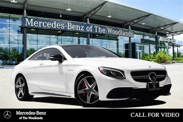 Certified Pre-Owned 2017 Mercedes-Benz S-Class S 63 AMG®