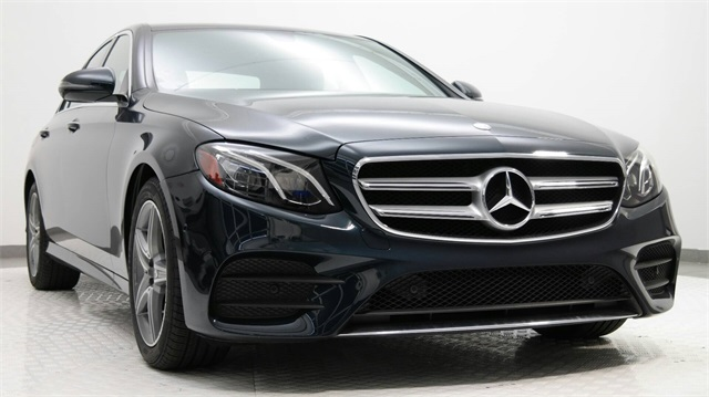 Certified Pre-Owned 2017 Mercedes-Benz E-Class E 300 SEDAN