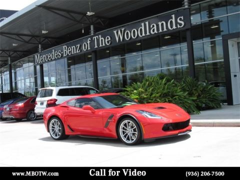 Pre-Owned 2017 Chevrolet Corvette Grand Sport