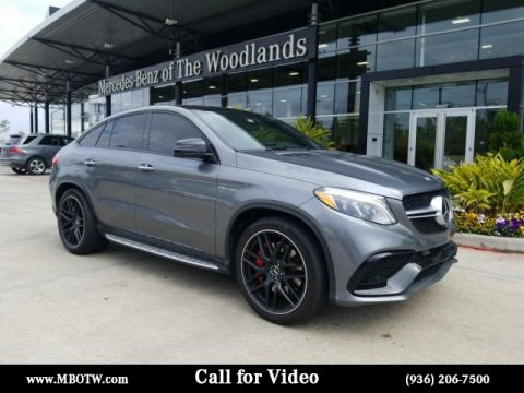 Pre-Owned 2019 Mercedes-Benz GLE GLE 63 AMG®