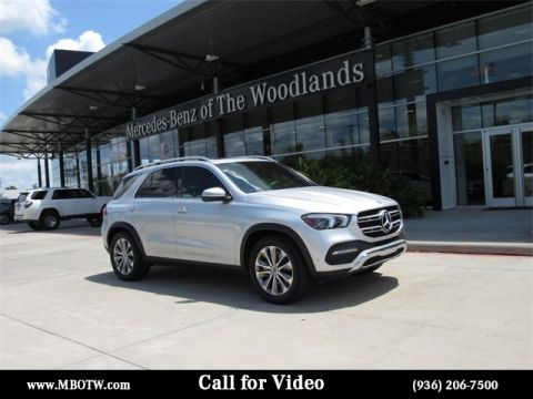 New Mercedes-Benz GLE SUV near Houston | Mercedes-Benz of The Woodlands