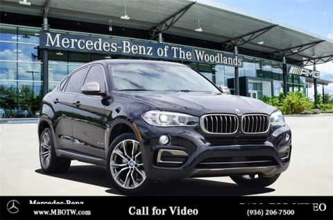 Pre-Owned 2015 BMW X6 sDrive35i