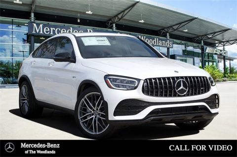 New 2020 Mercedes-Benz GLC GLC 43 AMG® 4MATIC