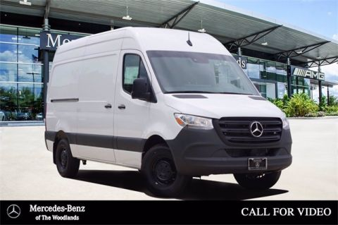 New 2020 Mercedes-Benz Sprinter Cargo 144 WB