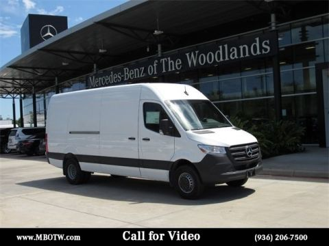 New 2019 Mercedes-Benz Sprinter 4500
