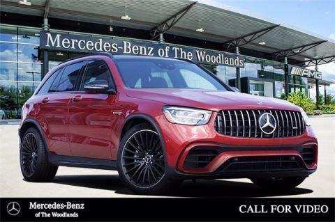 New 2020 Mercedes-Benz GLC GLC 63 AMG® 4MATIC