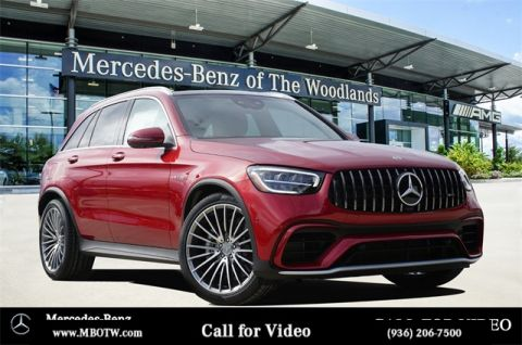 New 2020 Mercedes-Benz GLC GLC 63 AMG®