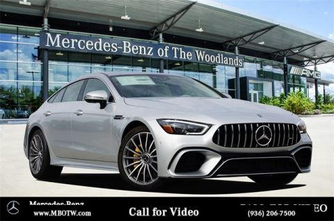New 2020 Mercedes-Benz AMG GT S 4MATIC®