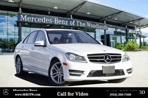 Pre-Owned 2014 Mercedes-Benz C-Class C 300