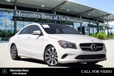Certified Pre-Owned 2017 Mercedes-Benz CLA CLA 250 4MATIC®