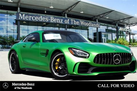 New 2020 Mercedes-Benz AMG GT R