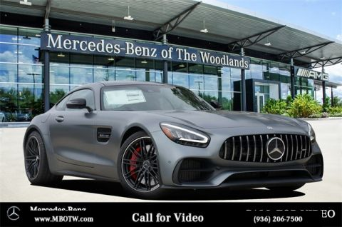 New 2020 Mercedes-Benz AMG GT C