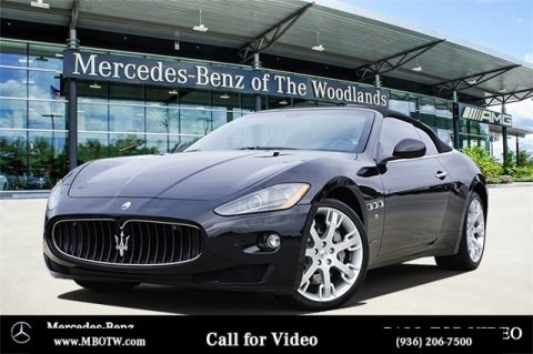 Pre-Owned 2010 Maserati GranTurismo Base
